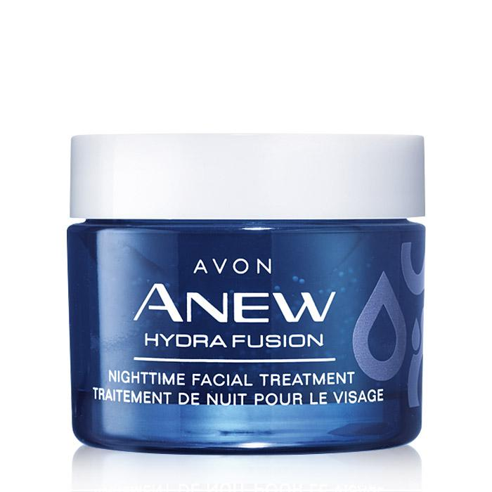 Anew Hydra Fusion Nighttime Facial Treatment