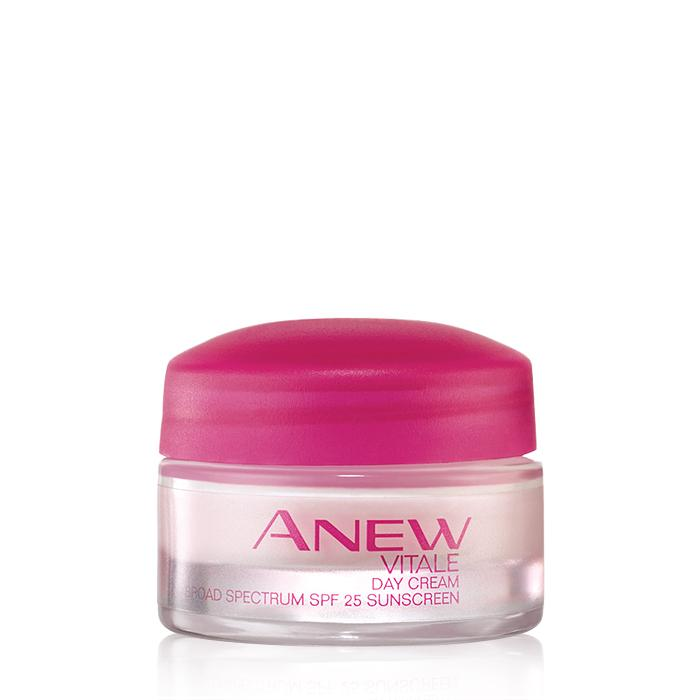 Anew Vitale Day Cream Broad Spectrum SPF 25 Travel Size